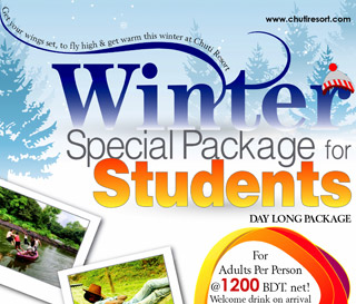 Winter Special Package for Students